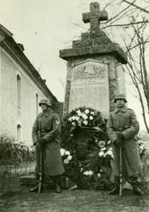 Pomnik poległym mieszkańcom Jedwabna