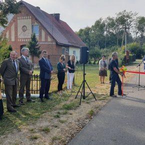 Przemówienie Wójta Gminy Jedwabno w Nowym Borowym