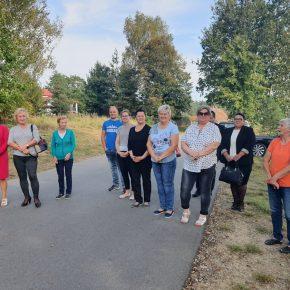 Mieszkańcy miejscowości Nowe Borowe